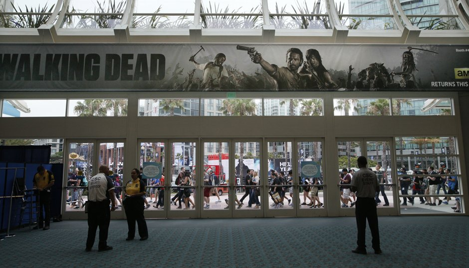 SDCC Day I [Podcast]: OMG, We're Getting Comic Con'd!!!