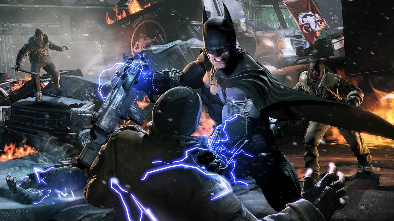 BATMAN – ARKHAM ORIGINS [Review]: 'Twas the Dark Knight before…