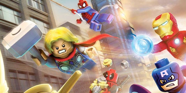LEGO MARVEL SUPER HEROES [Face-Off]: Build, True Believers! Build!