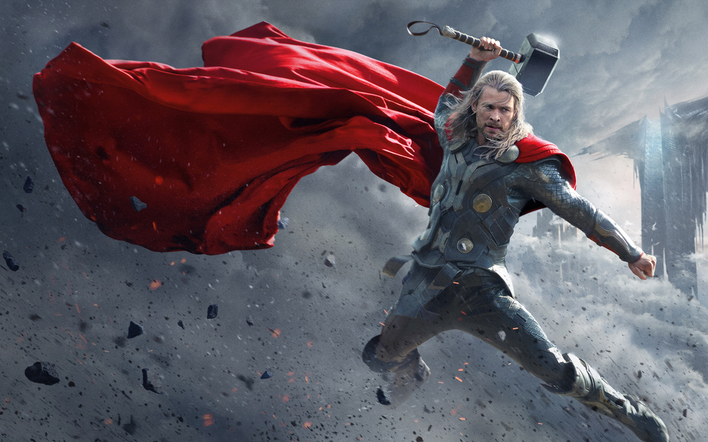 THOR: THE DARK WORLD [Review]: Please Hammer, Don't Hurt 'Em.