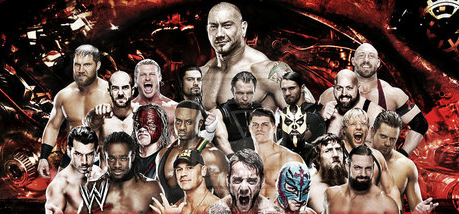 WWE ROYAL RUMBLE '14 [Podcast]: STEAL City.