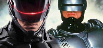 ROBOCOP ('14) vs. ROBOCOP ('87) [Face-Off]: Your move, Creep.