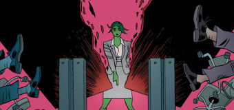 SHE-HULK / X-FORCE / THE FUSE #1 [Reviews]: All You Need is Love/Violence!