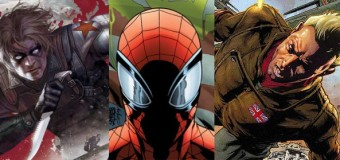 WINTER SOLDIER / SUPERIOR SPIDER-MAN / ROYALS [Reviews]: The War's On.