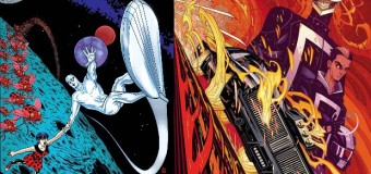 ALL-NEW GHOST RIDER / SILVER SURFER #1 [Reviews]: Sunday Surf 'n Turf.