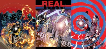 REAL HEROES / UNCANNY AVENGERS / IRON PATRIOT [Reviews]: Not Such a 'Party in the USA'