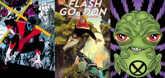 FLASH GORDON / NIGHTCRAWLER / ALL-NEW DOOP [Reviews]: Who You Gonna Call!??!