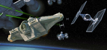 STAR WARS REBELS [WonderCon '14]: Intergalactic Plan-etary.