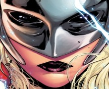 THOR [Moody Marvel Editorial]: The 'Goddess' of Thunder??!!?!?